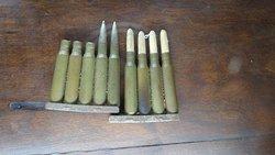 Capsulas de fuzil