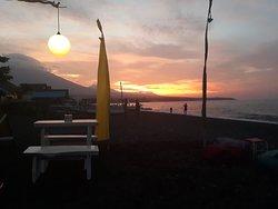 Chill Bar sunset