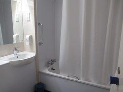 Bathroom all very clean!