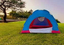 Wilderness Camping Tent at 360 Degree Adventure