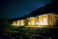 Luxury Glamping Tents at 360 Degree Adventure