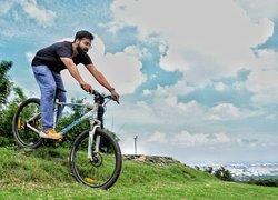 Mountain Biking at 360 Degree Adventure