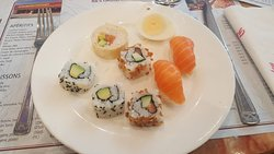 Le sushis