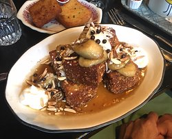 French Toast & Hash Browns...YES!
