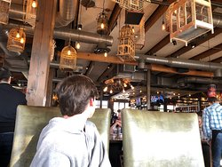 Great place to eat, cozy atmosphere