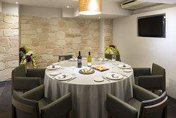 Sala privada Restaurante Almara