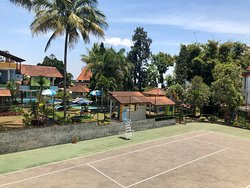 For those who fancy a game of tennis, our hotel provides two well-maintained courts