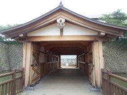 福井城 御廊下橋