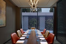Private dining area - Amritsar Kitchen