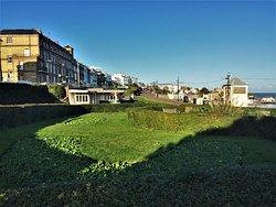 10.  Victoria Gardens & Promenade, Broadstairs