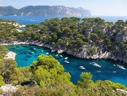 Another must-see: The Calanques between Cassis and Marseilles