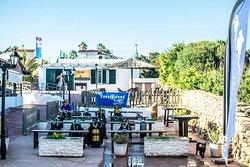 Instalaciones de Diving Menorca