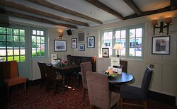 Star Inn restaurant interior