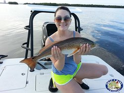 Another nice Ft Myers Beach Redfish