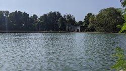 Historical Nawabi Pond