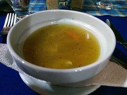 Dinner - Soup starter