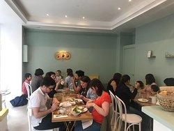 Salle café Mimosa