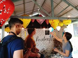 Hoi An Latern Making Class & Walking Tour with ANDY TOURS