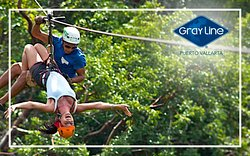 "Get ready for a zip line adventure, book now ""Nogalito Zip Lines"" with us!"