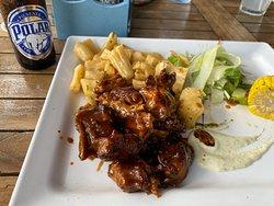 BBQ Iguana