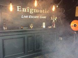 Enigmatic Brétigny - Live Escape Game