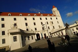 this place is historic and one can choose to visit an exhiibiton devoted to Stefanik