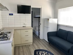 Newly renovated Ensuite Cabin