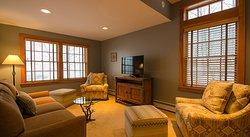 Snowbridge - Living Room