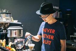 手沖咖啡 Brewing Coffee