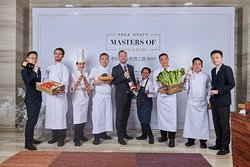 Masters of Food & Wine - Chefs' Group Photo