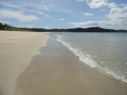 Turublien Long Beach ...so secluded that you can skinny dip as well