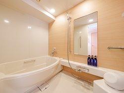 エクセレンシィフロア(13階~14階)和洋室 45.1㎡ 洗い場付きお風呂