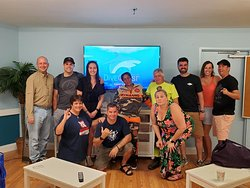 Adventure Outfitters dive center Disney DiveQuest