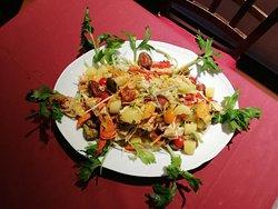 Ecco uno dei nostri deliziosi primi piatti!