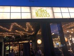 Las tres nueces restaurante
