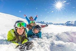 Alpe Lusia Ski Area