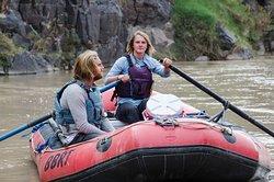 Big Bend River Tours guides.
