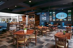 FINS Kitchen & Bar; a great place to relax, unwind and enjoy local eats and libations