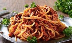 Spaghettis bolognesi