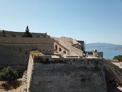 Ancient Greek Castle