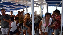 Brand new lounge Catamaran SODADE Cape Verde