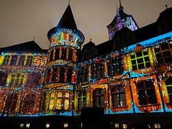Weihnachtsmarkt Landesmuseum