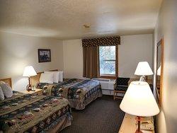 A Standard Double Queen Room