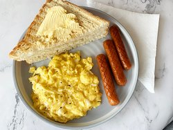 Jumbo Breakfast (Available All Day)