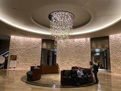 Lobby centre piece