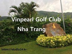 Vinpearl Golf Nha Trang 입구