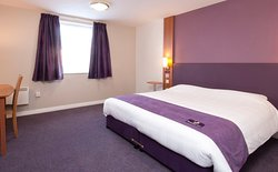 Premier Inn accessible bedroom