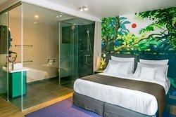 Flora Deluxe Room