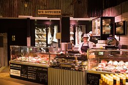 Farndon Fields Butchery serving local quality meat butchered fresh on site by our skilled butchers.