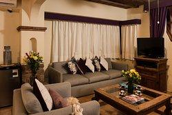 Sala TV Suite Palmas